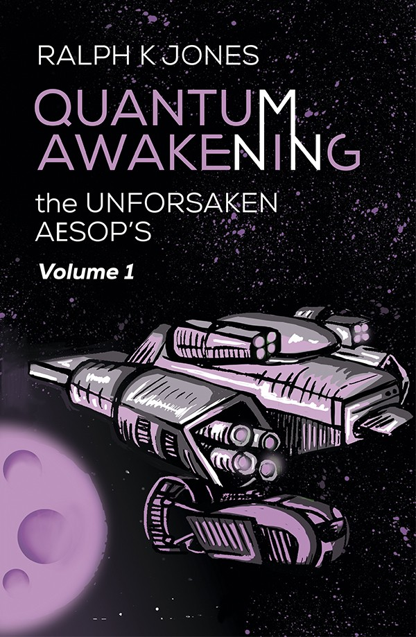 Quantum Awakening By Ralph k Jones
