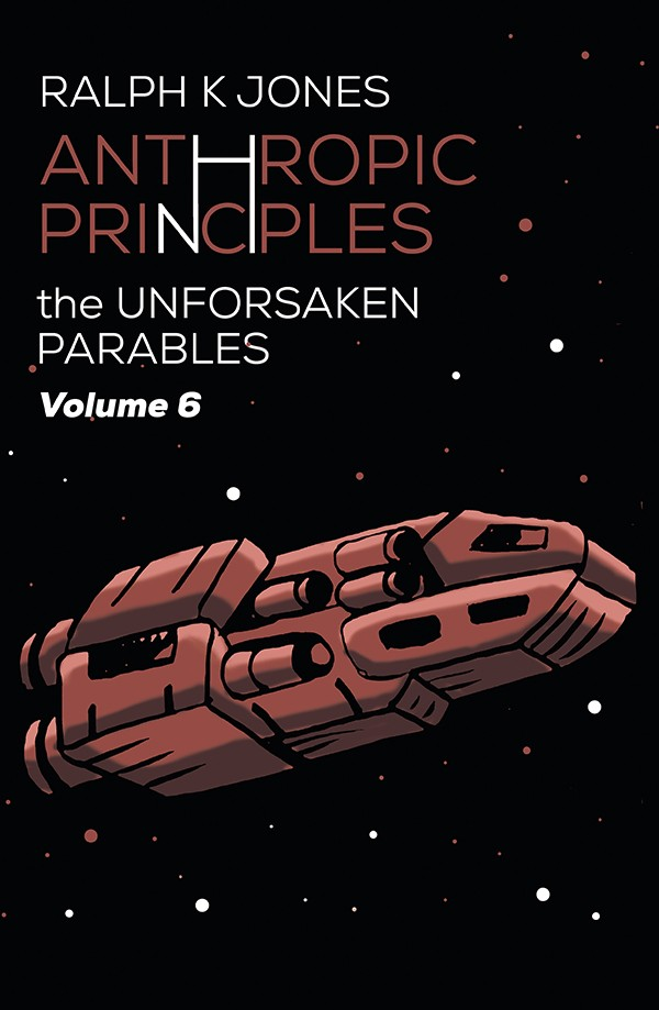 Anthropic Principles By Ralph k Jones