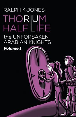 Cover_Unforsaken Arabian Knights_Volume1_rgb